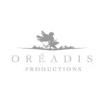 logo partenaire d'Aleyra Communication : Oréadis Productions